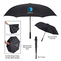 "48"" ARC RAIN DROP UMBRELLA"